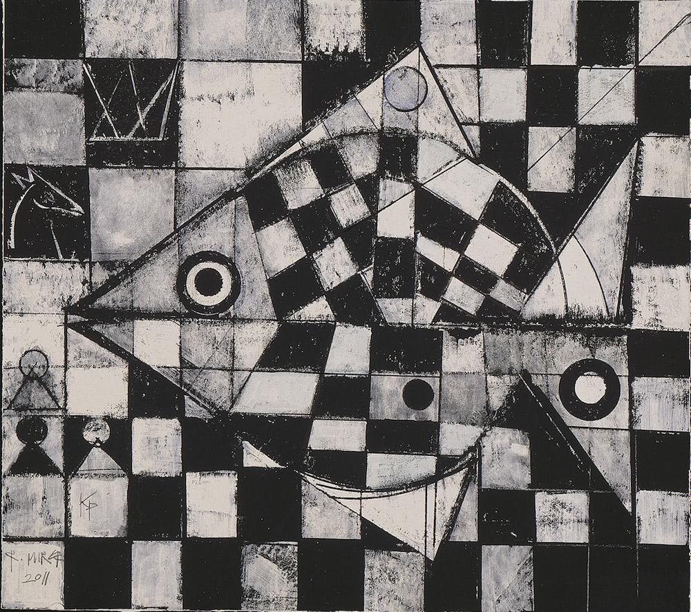 Der Schach-Fisch, Nr. 1121