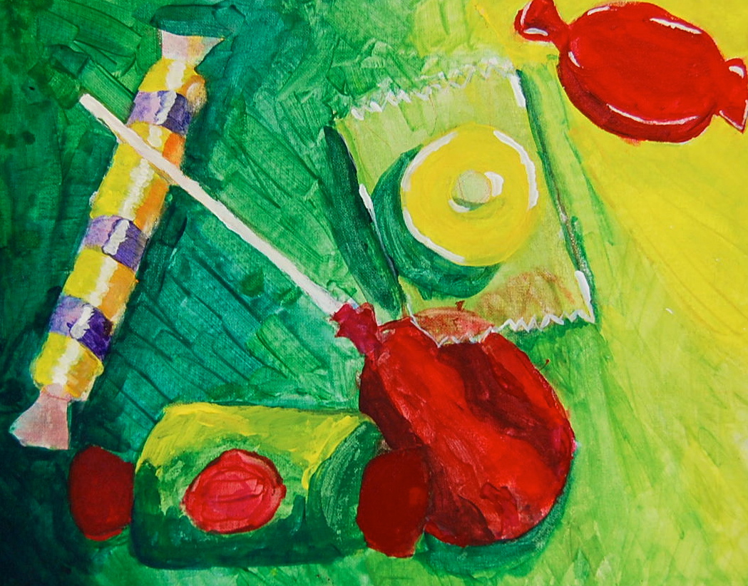 Fifth Grade Candy Composition