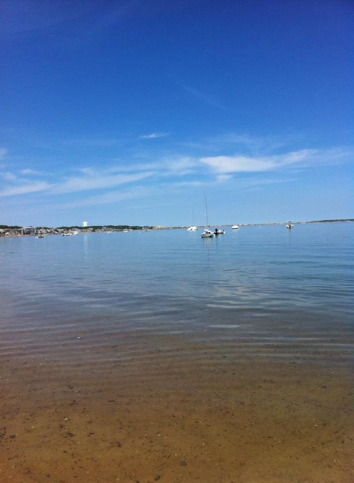staying cool in Provincetown