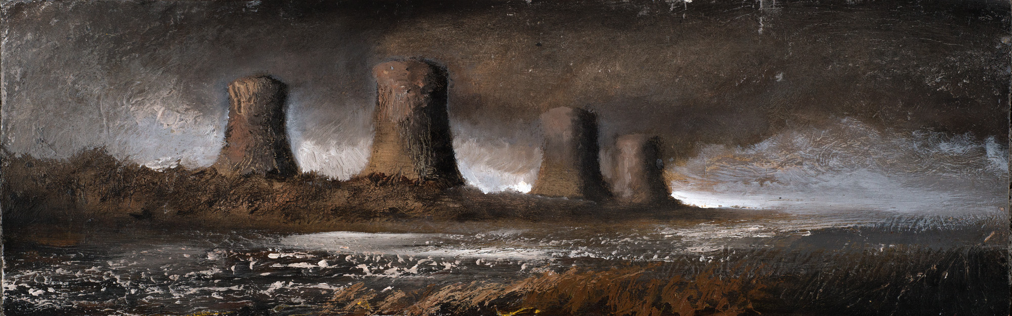 Nuclear Tombs Study VI