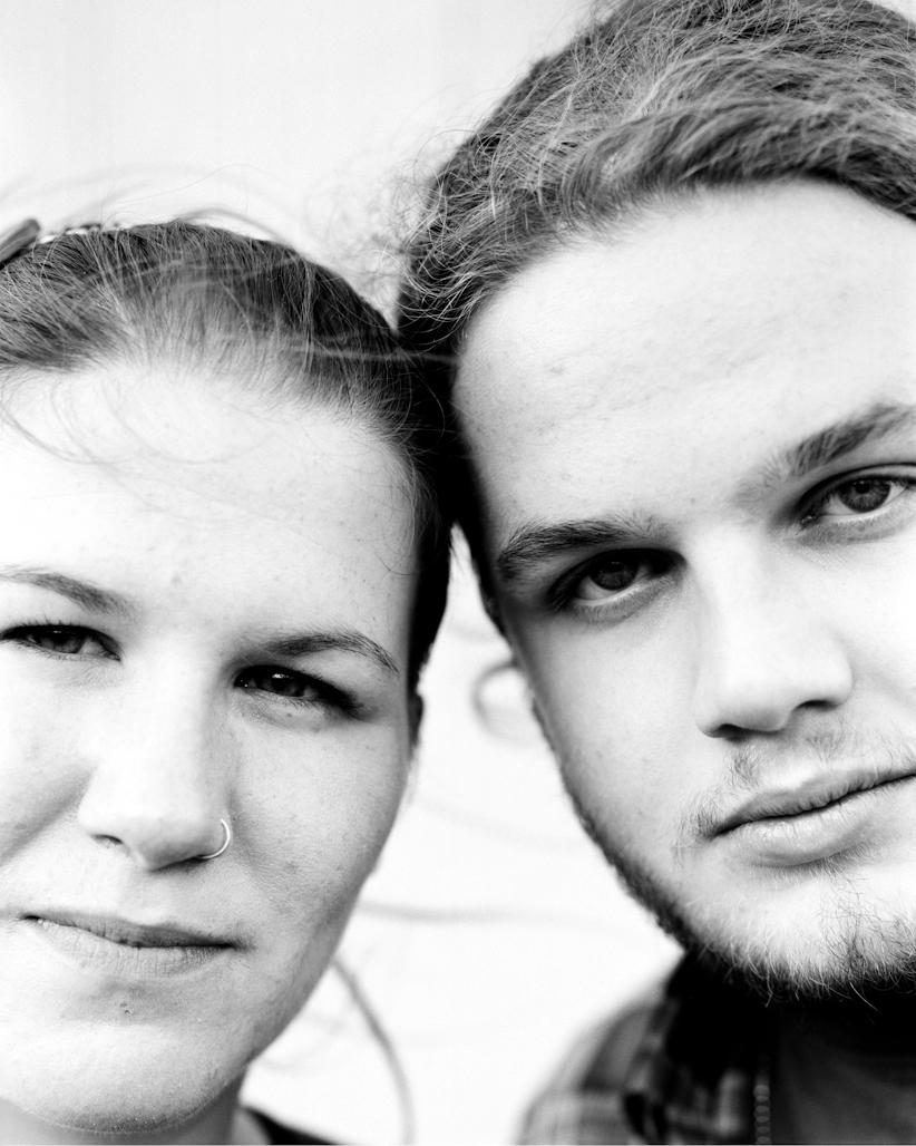 Advocates (2014) Eli and Holly, Taunton. ISIS - Inspiring Society Innovation and Sustainability