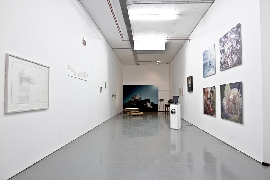 290.25m3. Pop-up Exhibition, Spike Island, Bristol. 2012
