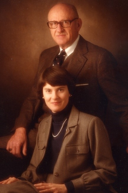 Burton B. Thurston  1968-1969  Burton B. Thurston/Bonnie Thurston  1983-1985