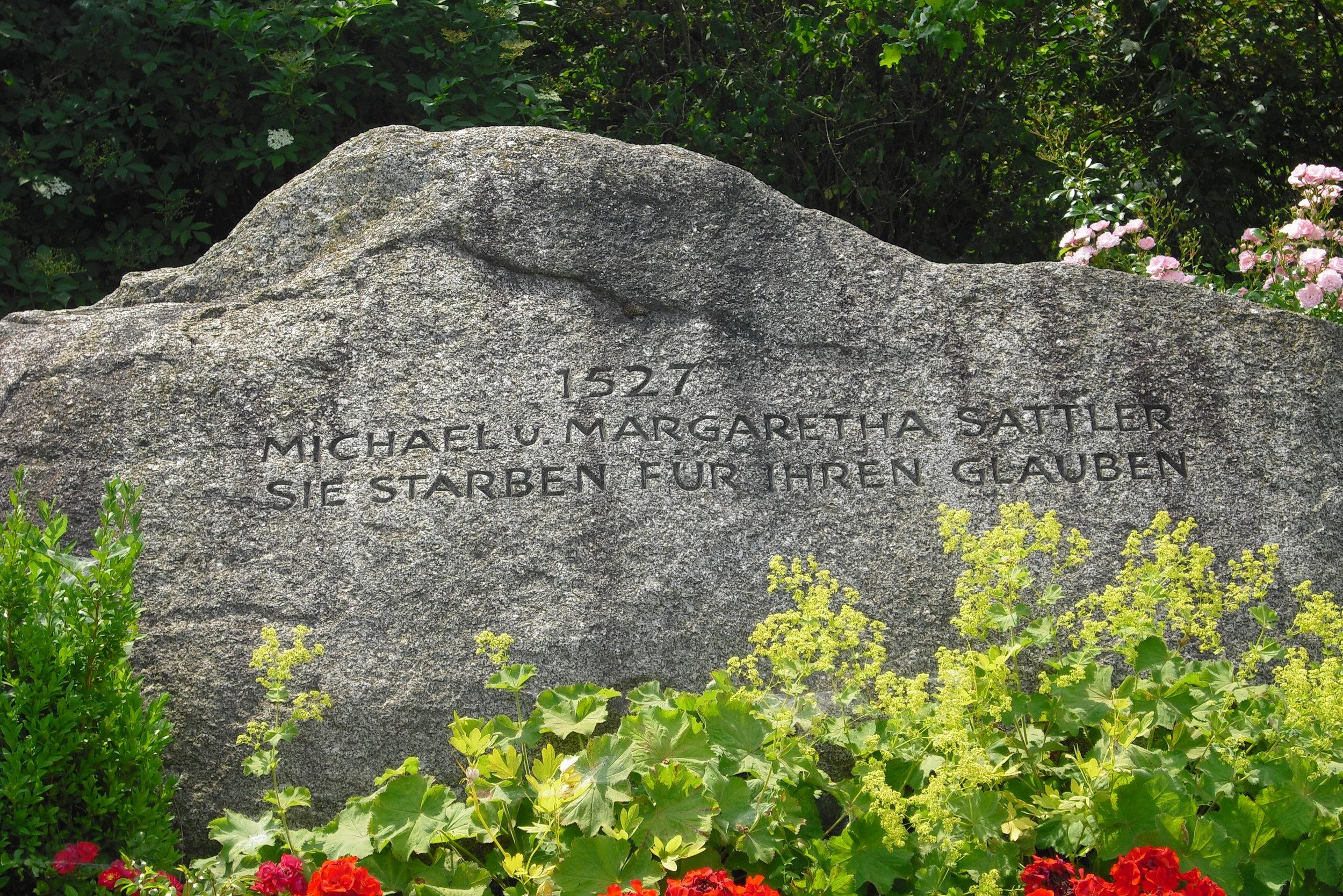Sattler Memorial