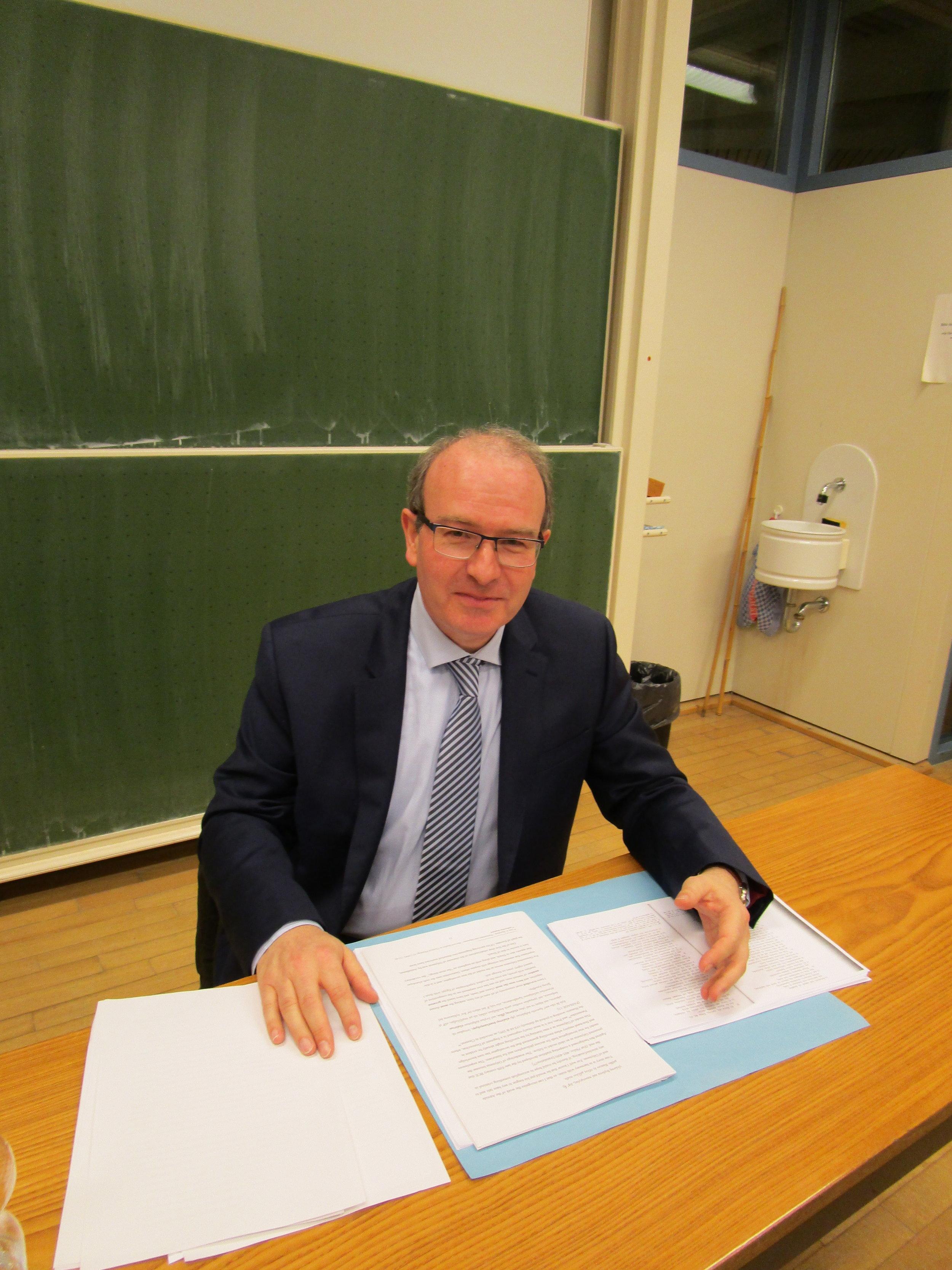 Prof. James Aitken