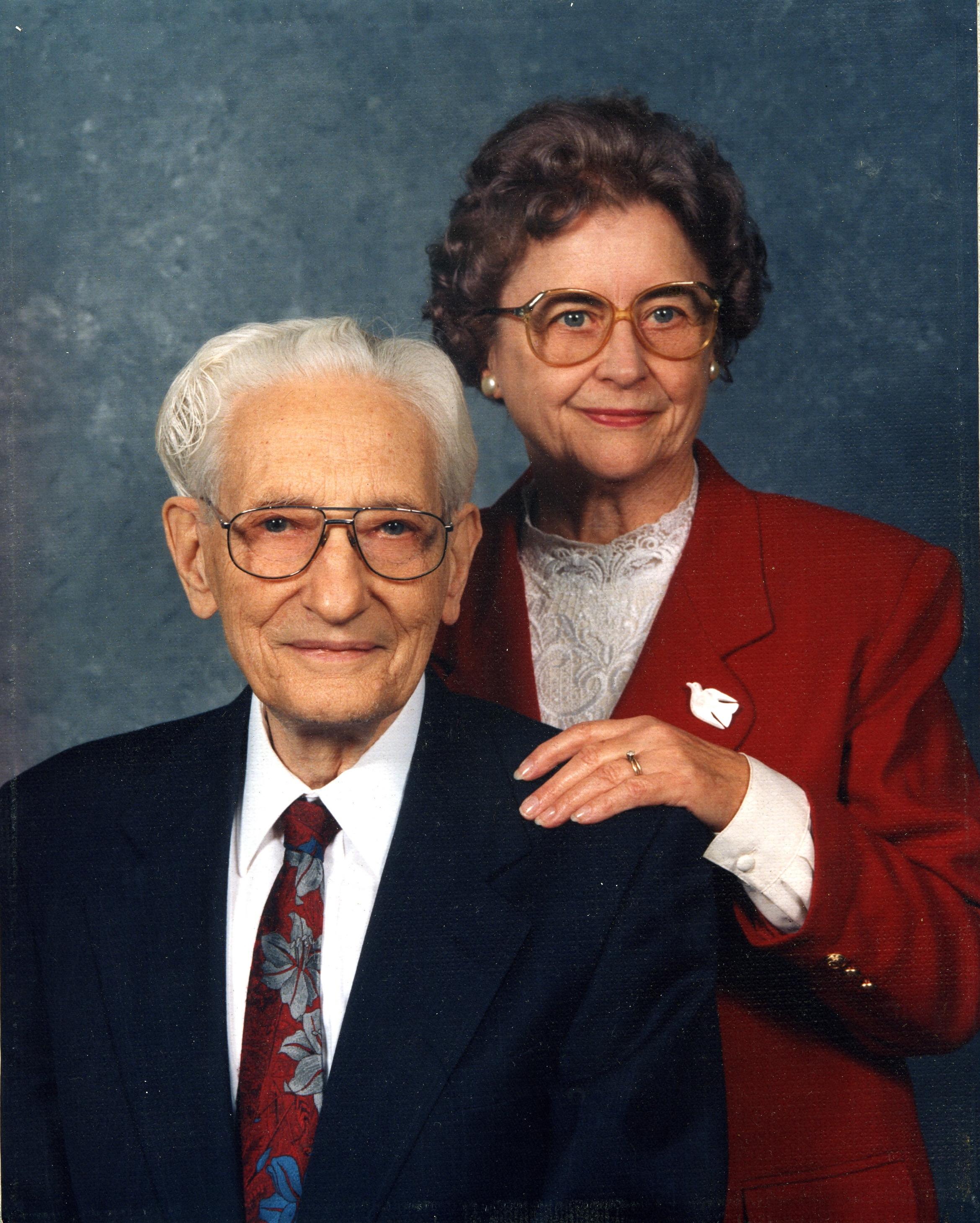 Earl and Ottie Mearl Stuckenbruck