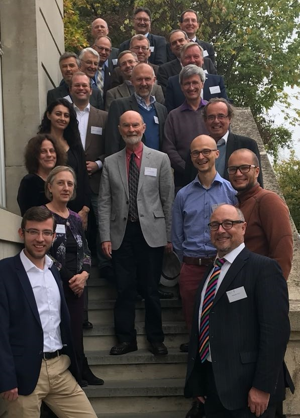 """Symposium  """"The Lord´s Prayer: Origins, Significance, and Reception""""  in Tübingen Presenters, students and EES and TCM guests"""