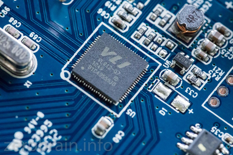 Der USB 3 Chipsatz VL 812 - state of the art für USB 3