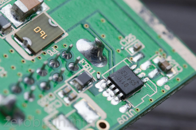 G547E2 High Side Power Switch (1x vorhanden)
