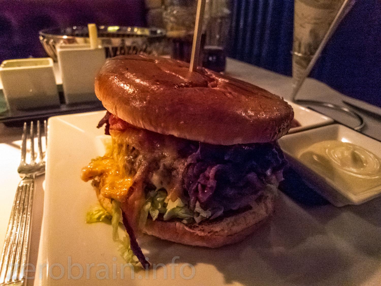 Per 51 Prime Bacon Cheeseburger