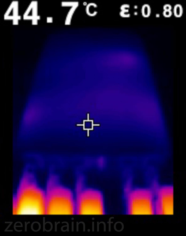 Thermische Rückwirkung?