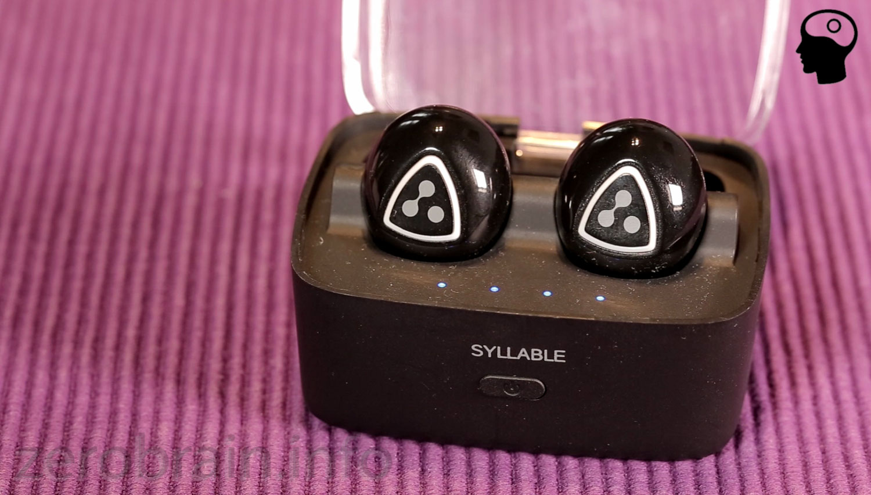 Syllable D900s in der Ladeschale