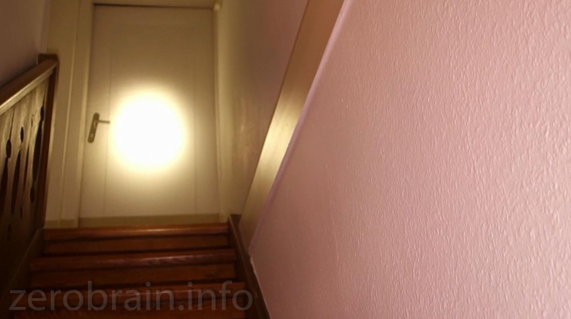 MAglite 4D mit LED Umabu