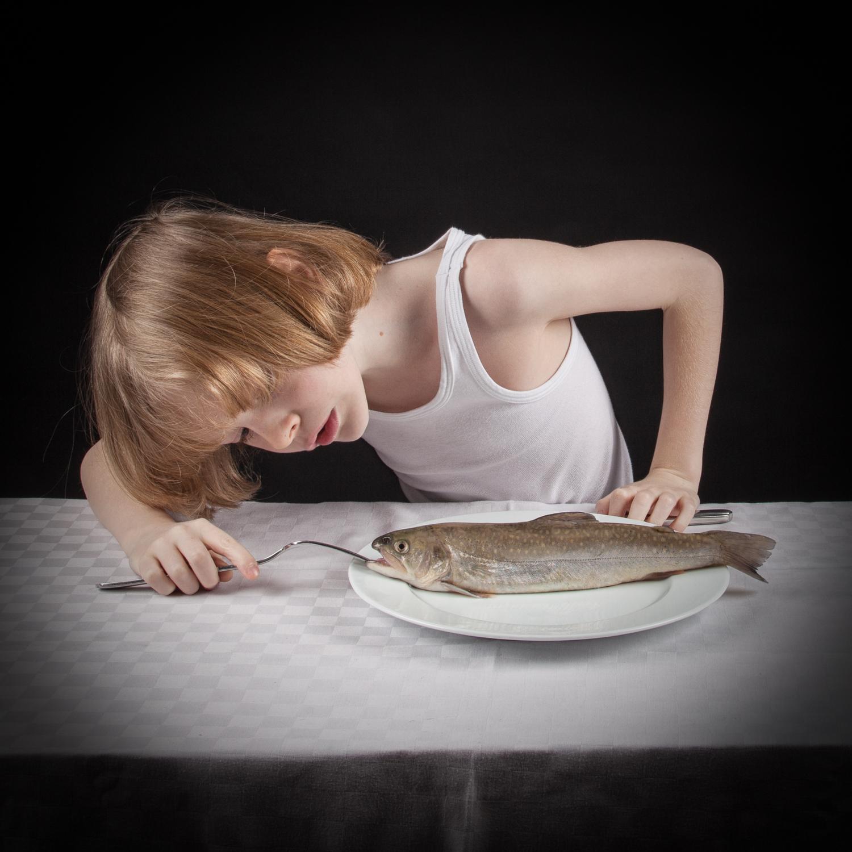 N. und der Fisch [Andrea Neumann]