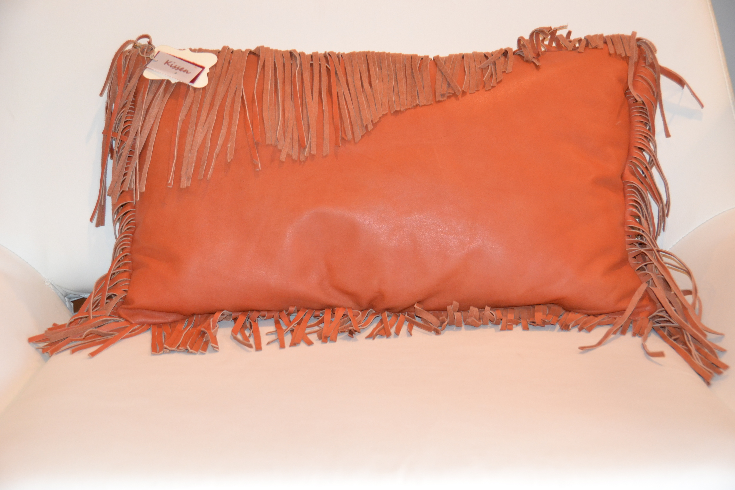 """Kissen""  Pillow Play in Santa Fe - An interior & fashion design collaboration"