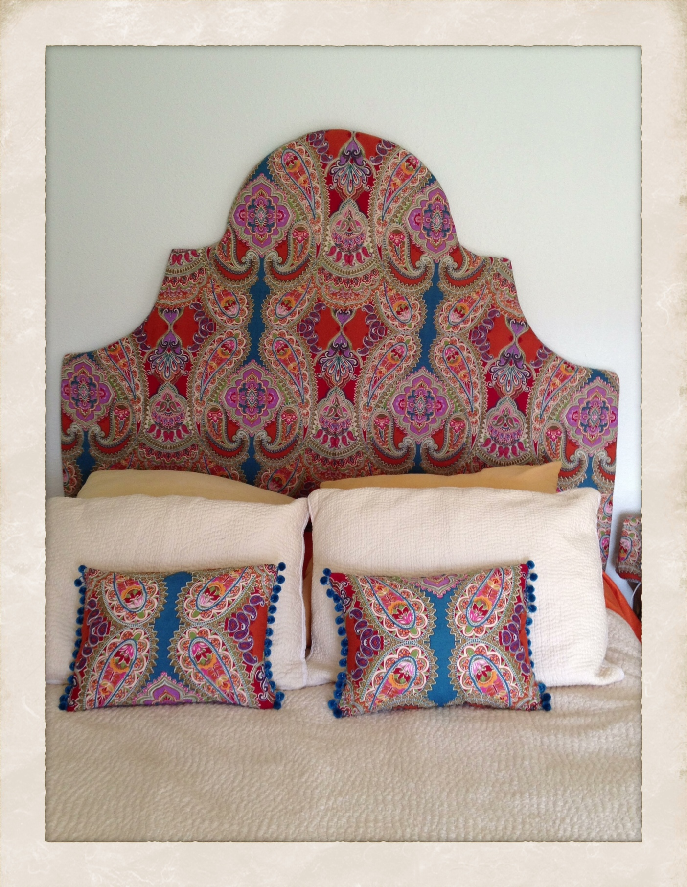 Headboard by Ande