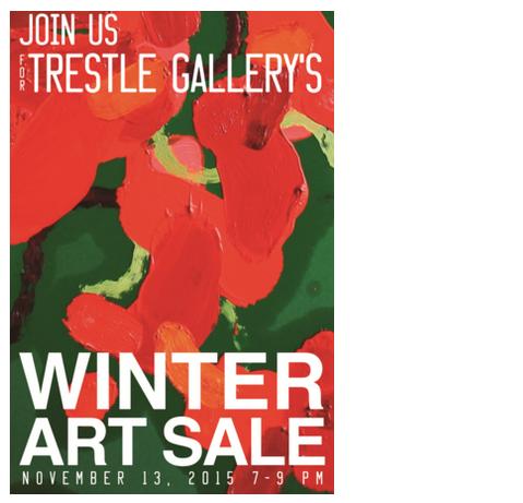 trestle gallery 168 7th st. brooklyn, ny 11215