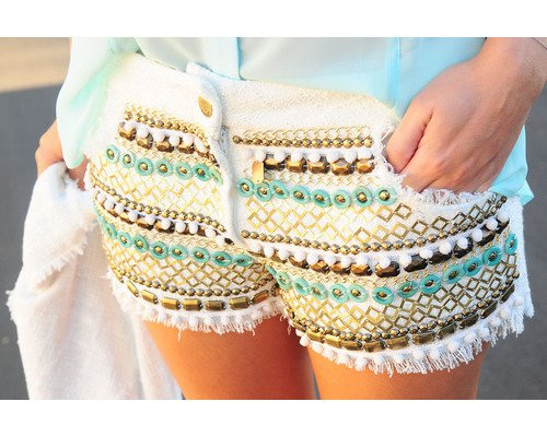 In love with these FAB shorts found on WANELO!