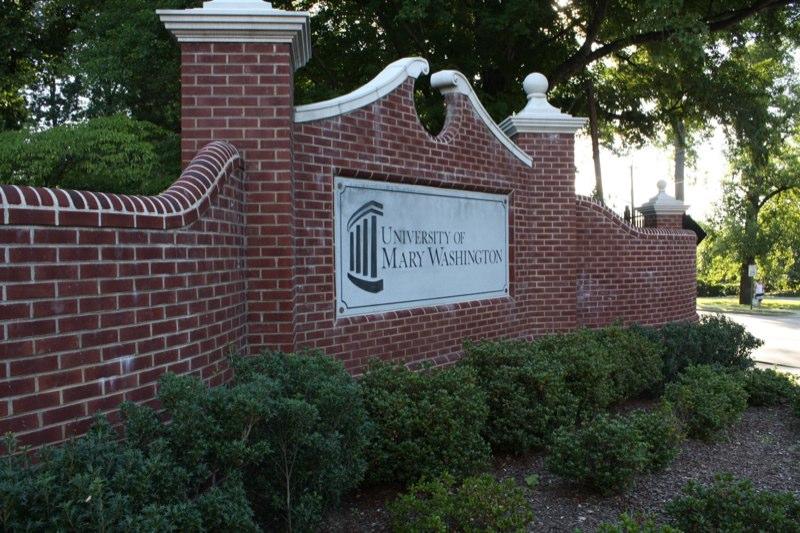University of Mary Washington,  VA