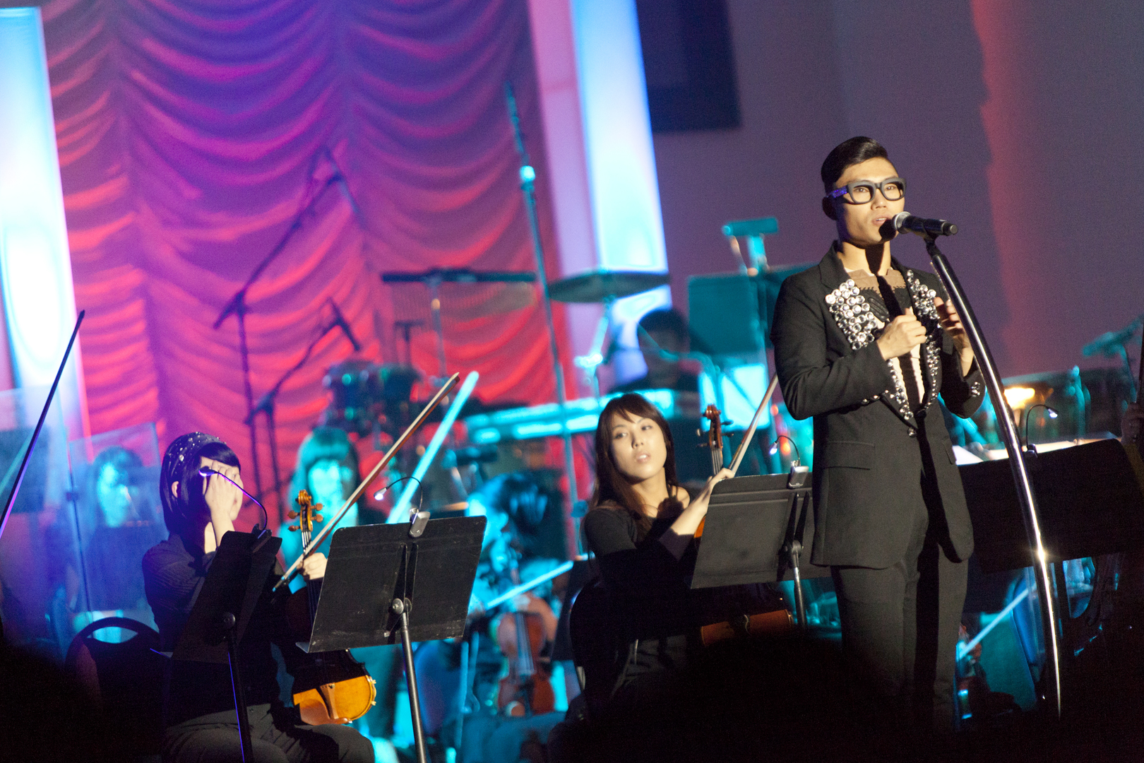 2012 Kim Bum Soo USA Tour
