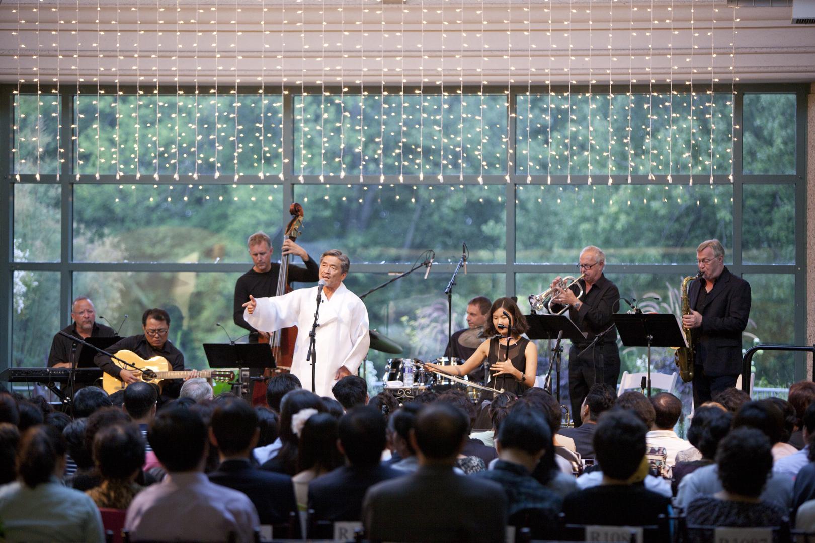 Jang Sa-Ik Korean Bell Garden Fund Raising Concert, VA