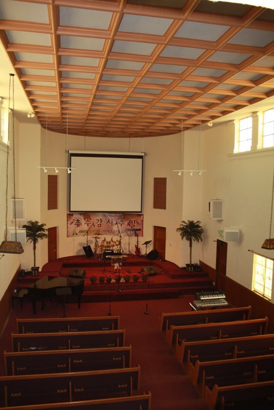 Sunnyside Church in Los Angeles, CA