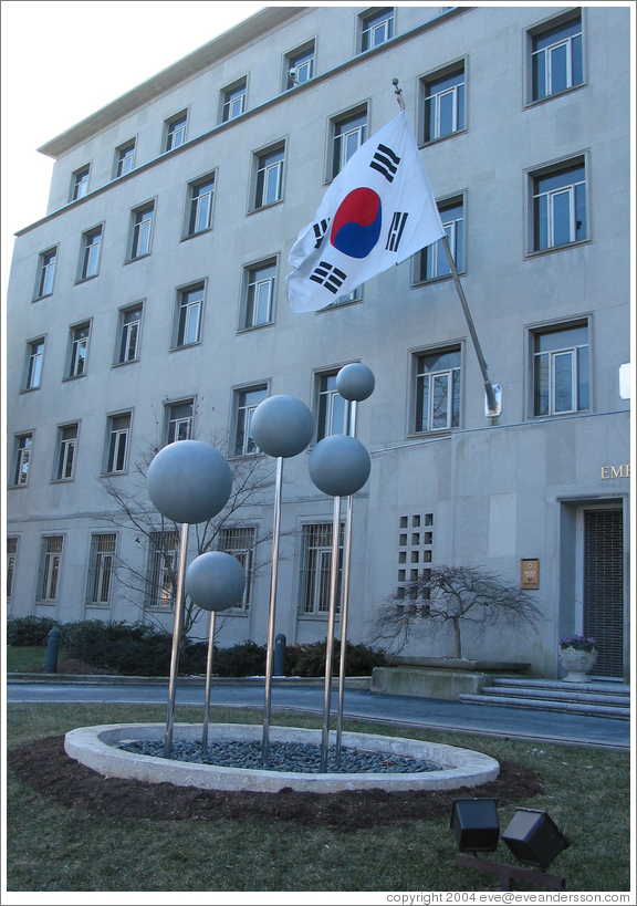Embassy of Korea, Washington D.C.