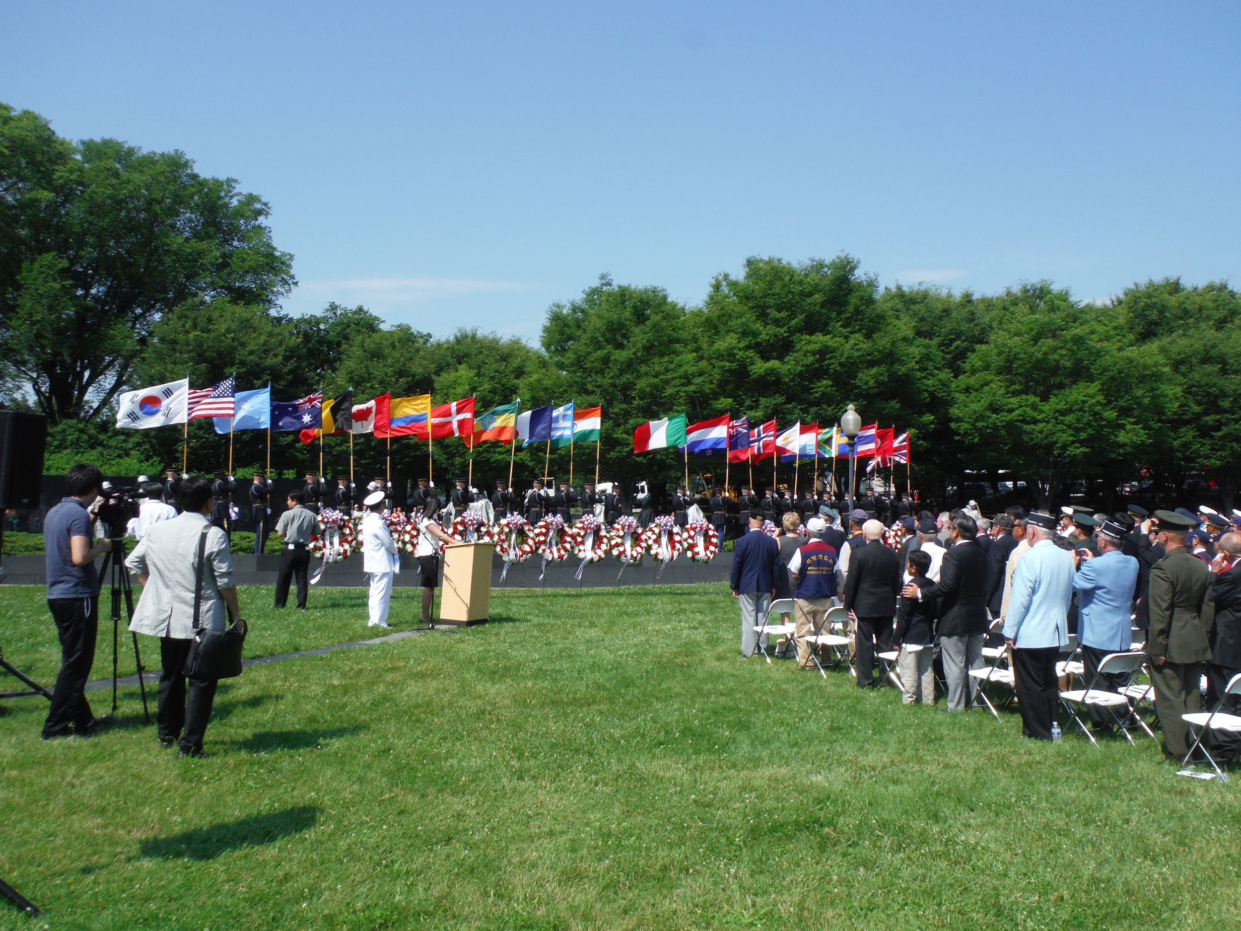6.25 Korean War Memorial Event