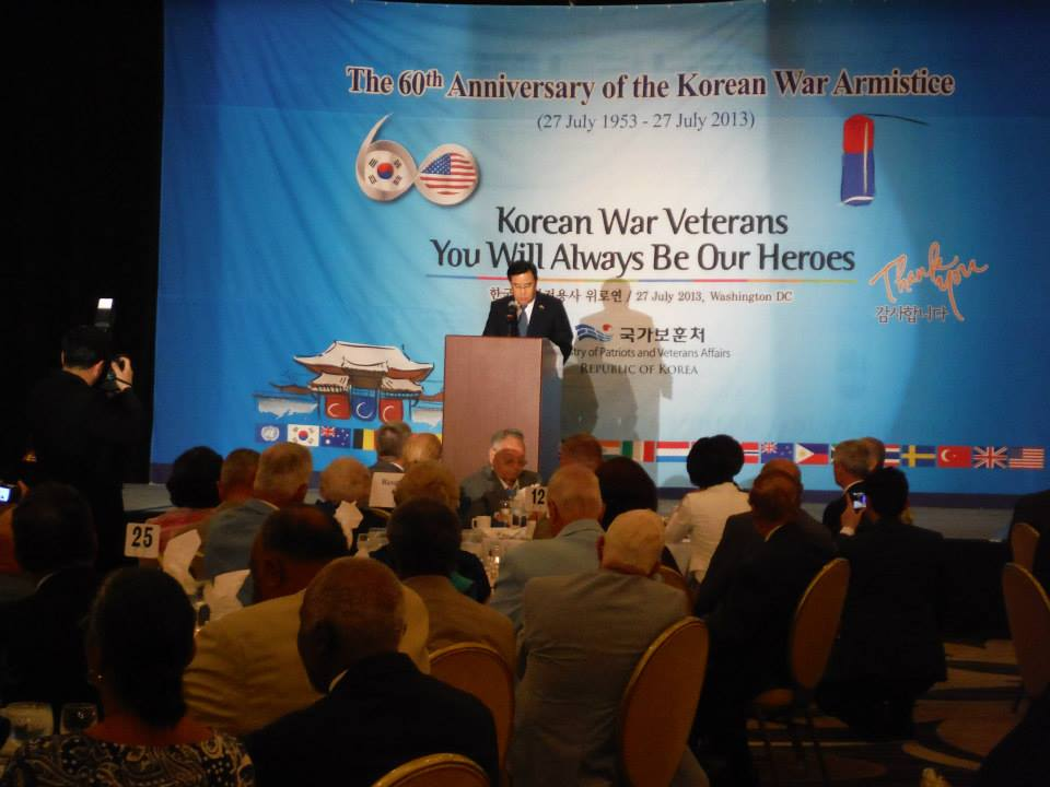 2013 Korean War Armistice 60th Year Anniversary Event