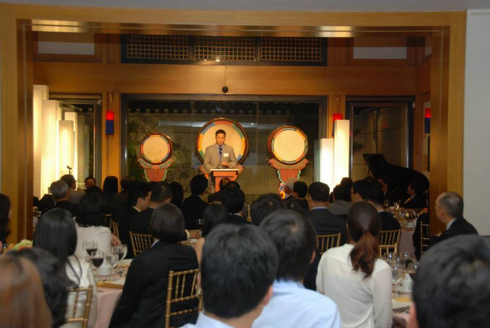 Autumn Evening of Music and Friendship with Korean-American Leaders in the Public Sector