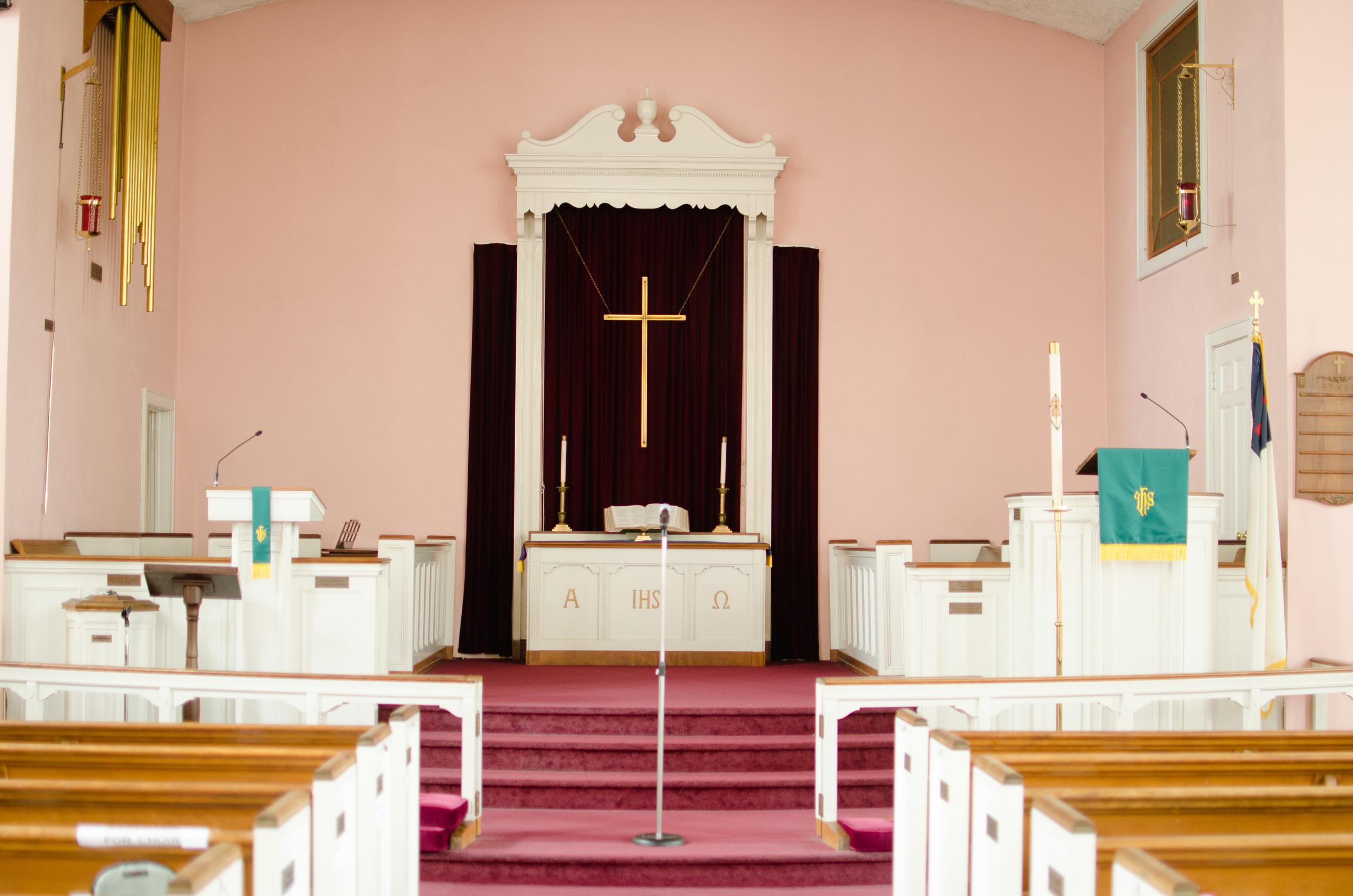 Woodbridge Methodist Church, NJ