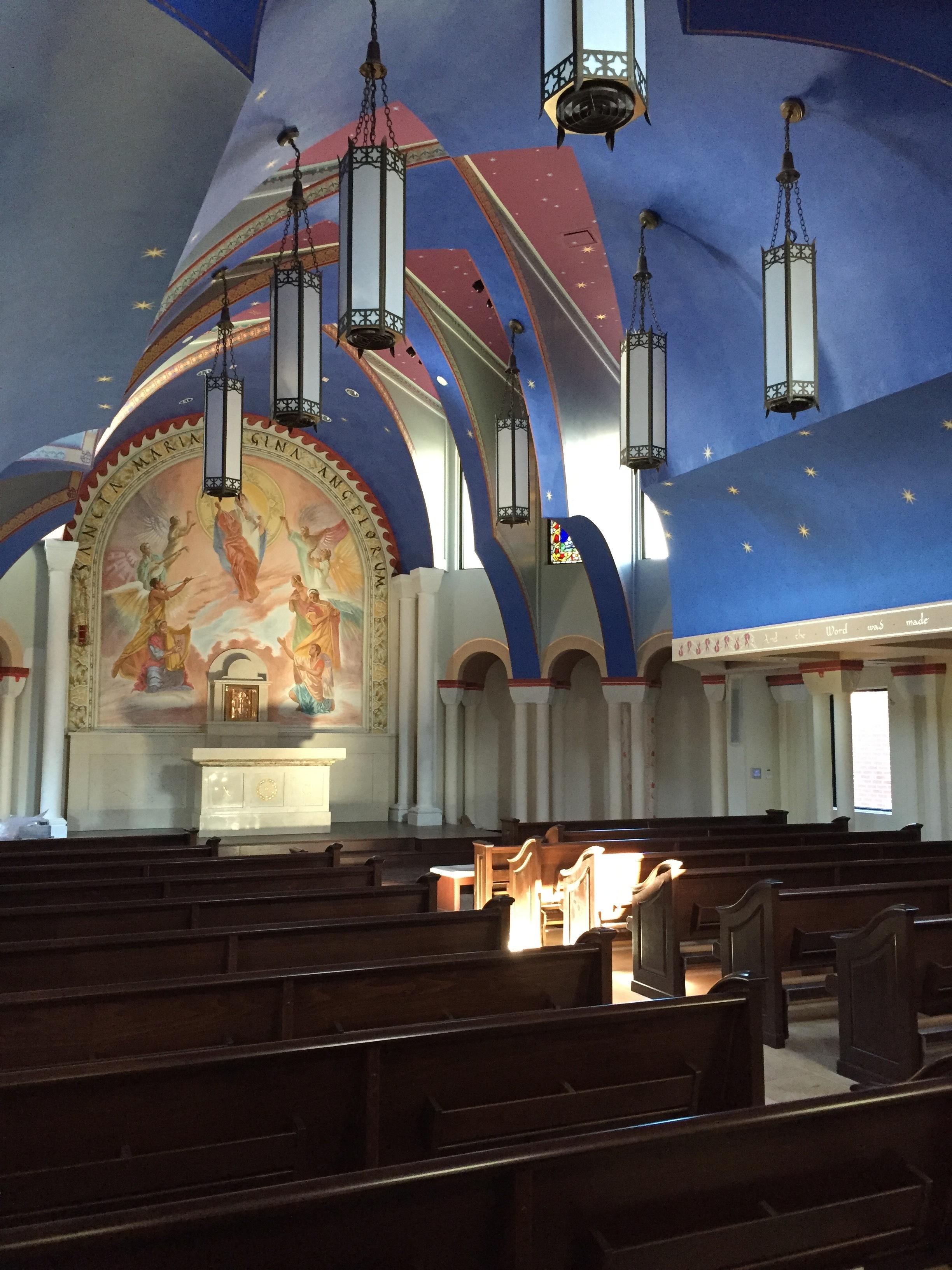 Seton School - Chapel