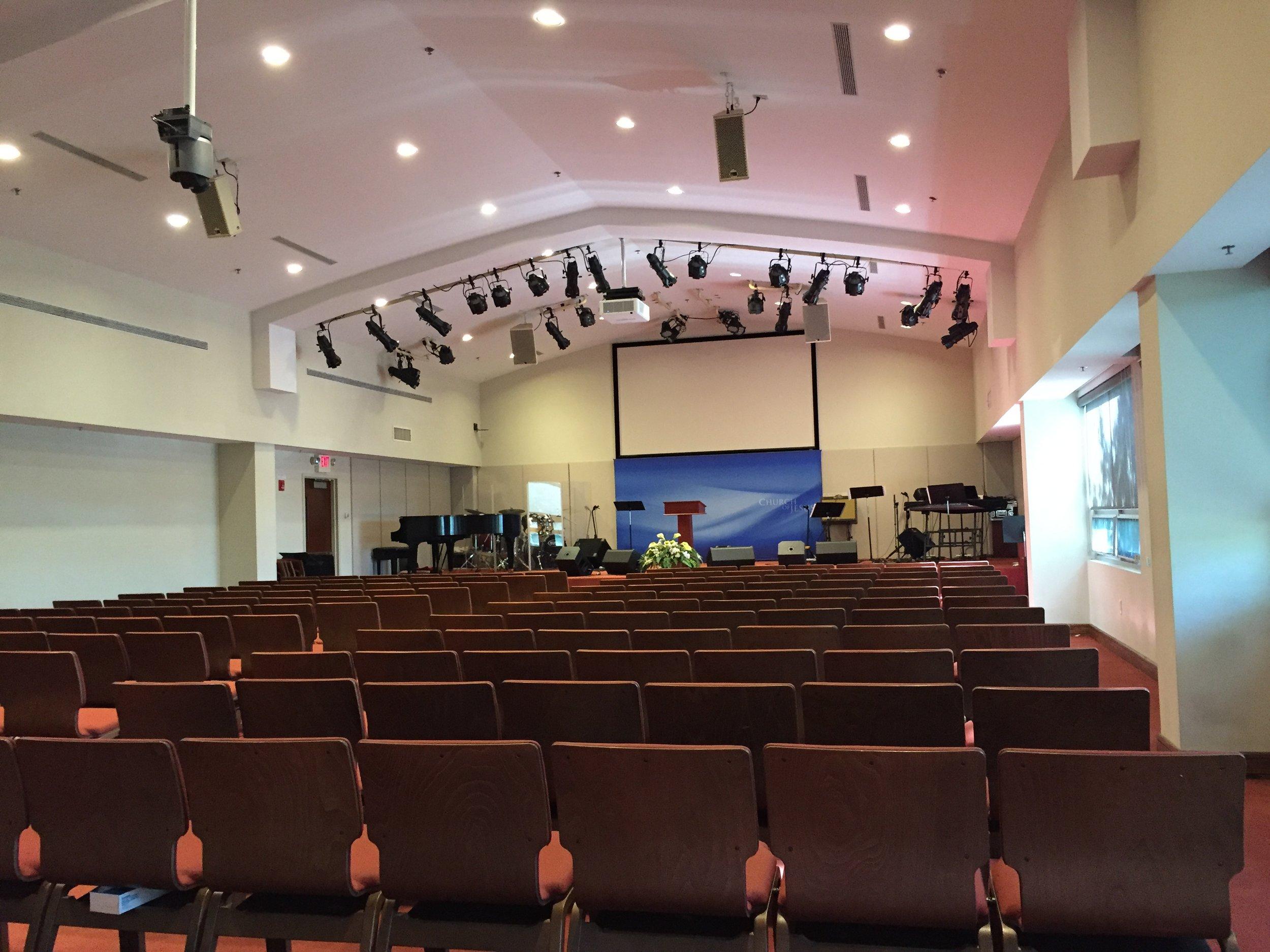 Church of Jesus - EM Chapel