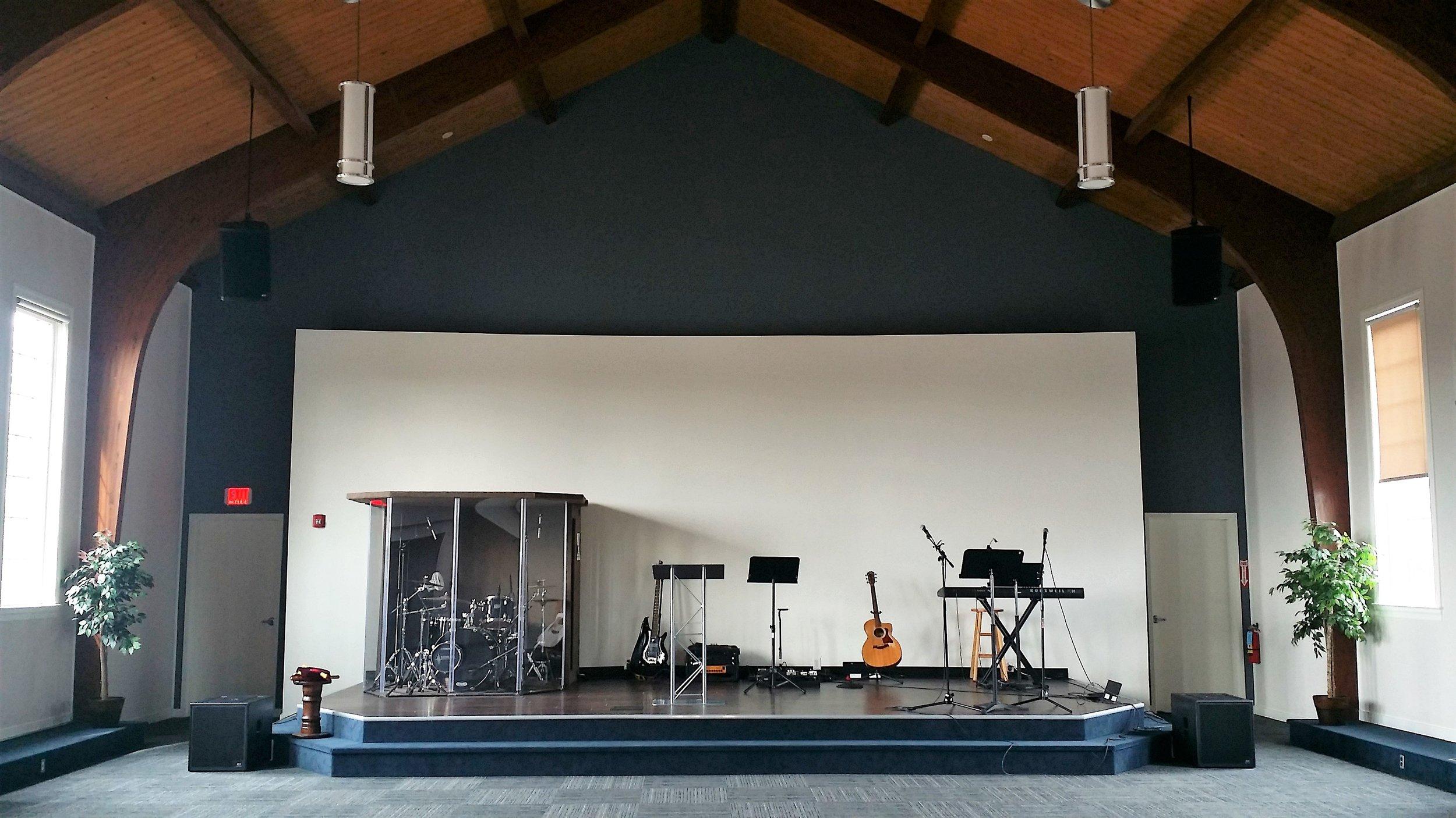 Cornerstone - Korean Presbyterian Church of Washington
