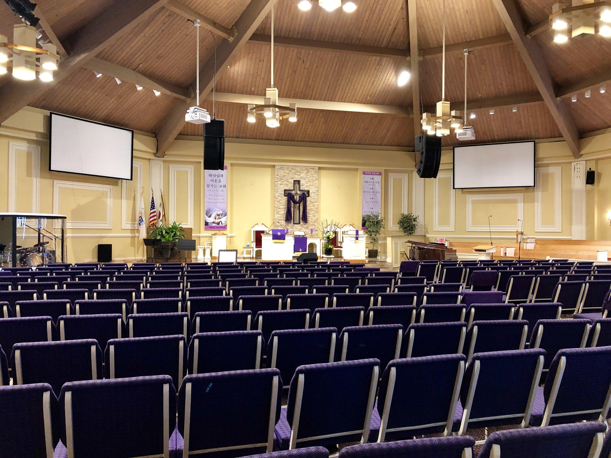 First Korean Presbyterian Church of Maryland