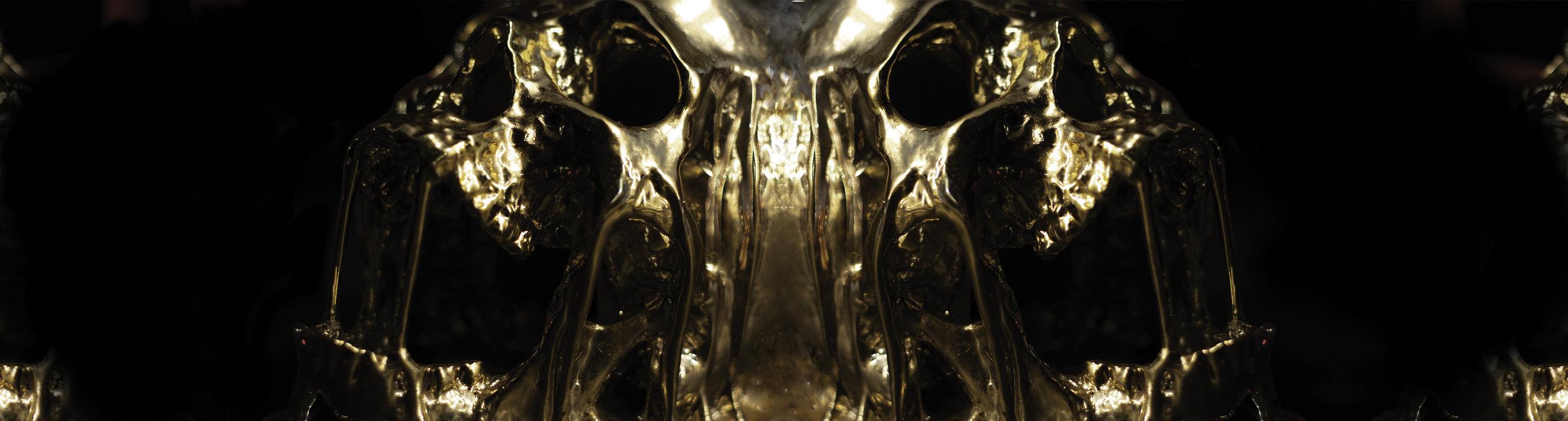 Skull Gold Drip Web.jpg