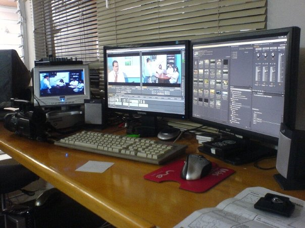 PC-diting Center with ABOBE CS6 & CC