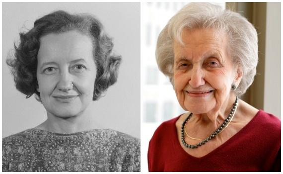 Neuroscience Pioneer, Dr. Brenda Milner (Click image to play episode)
