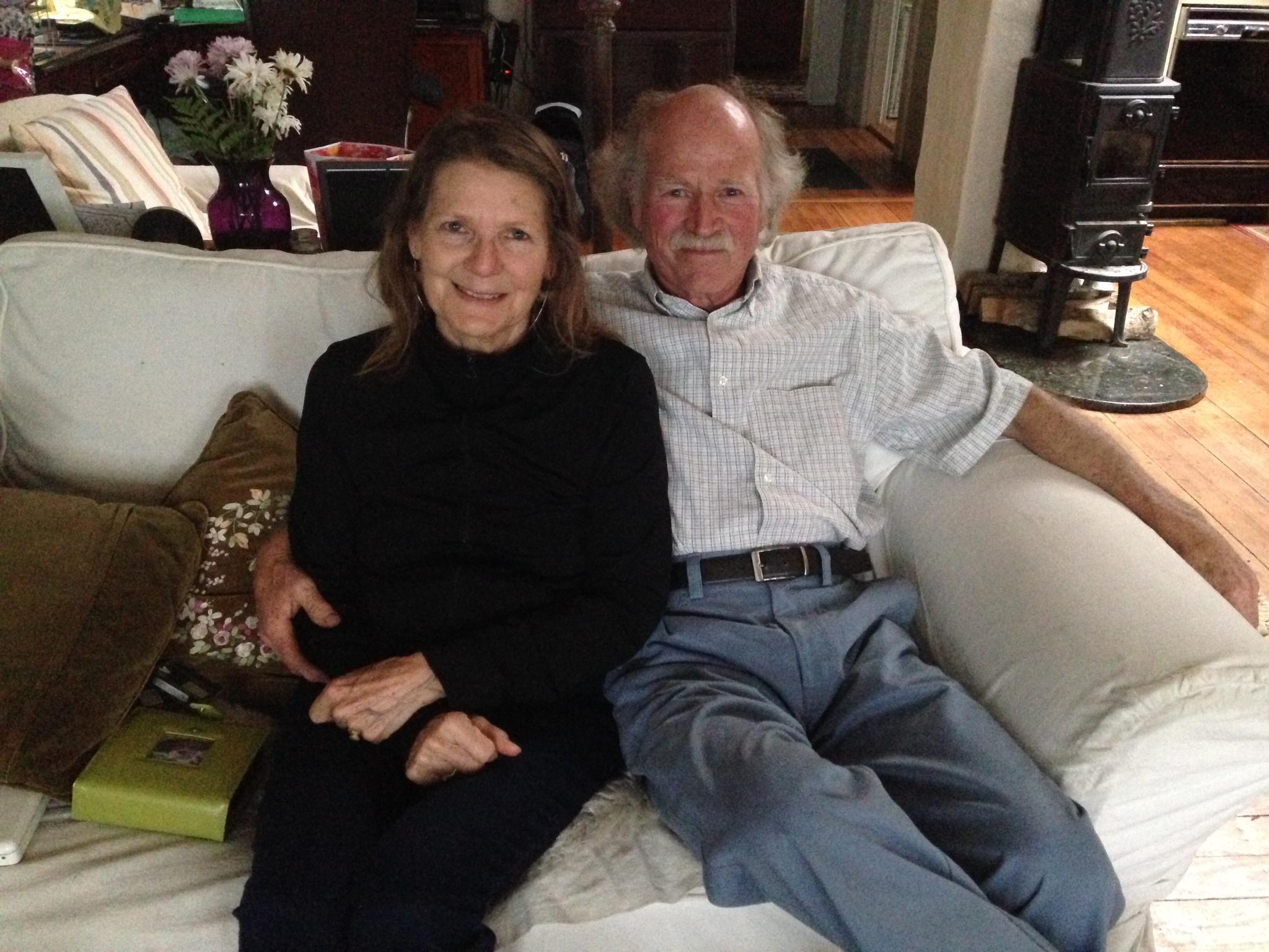 Jane and John Vose