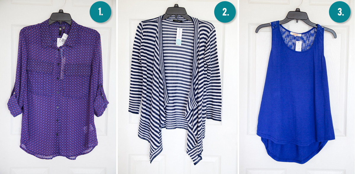 Stitch Fix Review- August