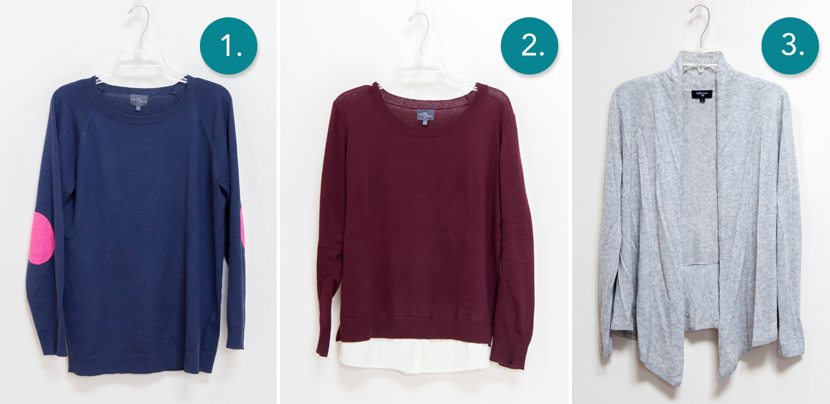 Stitch Fix Late October Review