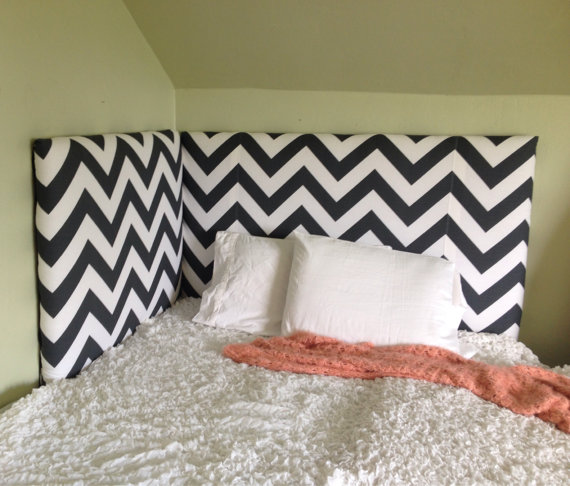 Bedhead Designs Chevon Headboad