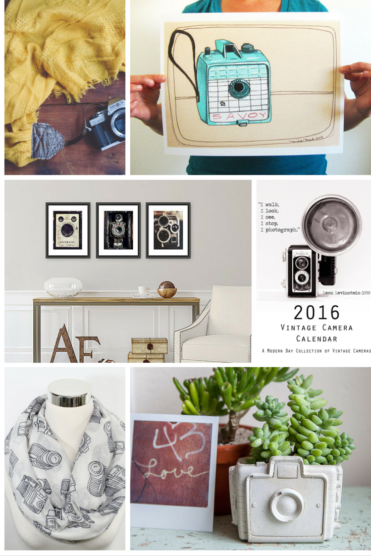 Handmade Gifts for Photographers
