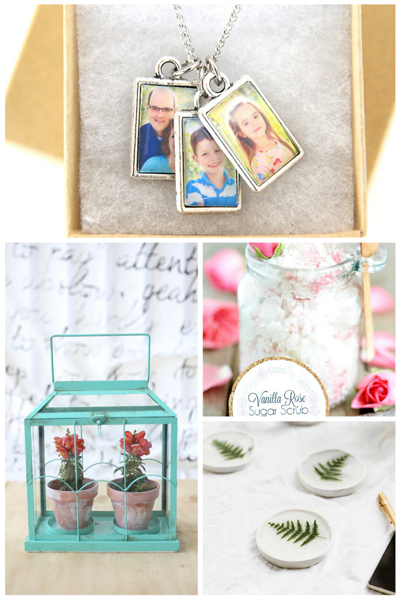 10 Super Easy DIY Gift you can make for Mom