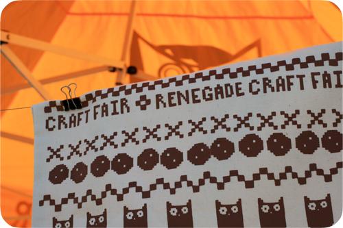 Renegade Craft Fair September 2010