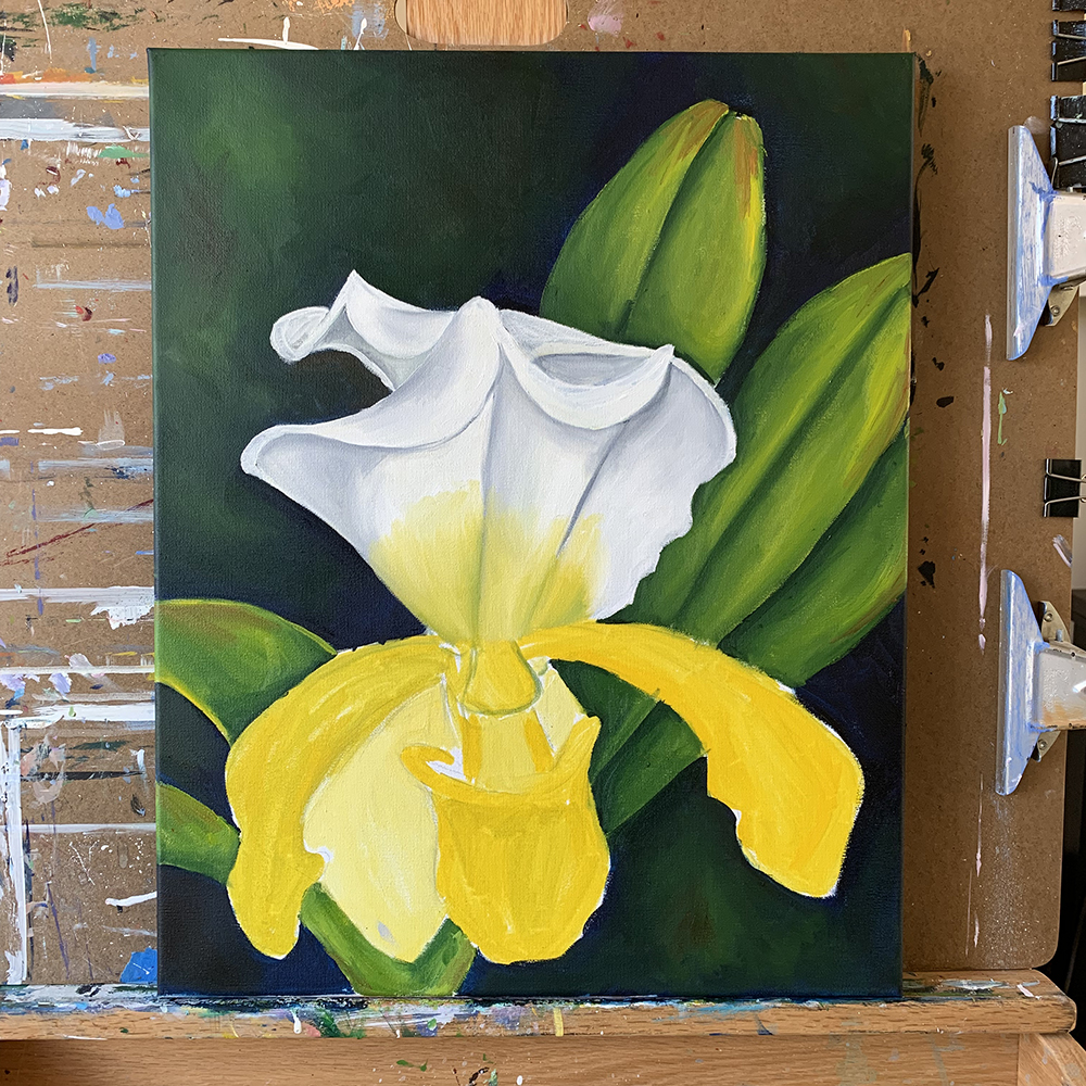 lady slipper orchid painting 03.jpg