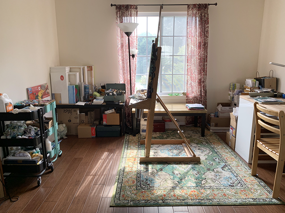 Brand New Art Studio