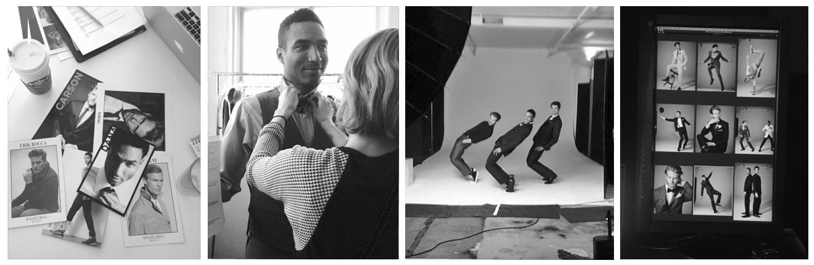 Photo Shoot Behind the Scenes | Editor's Edge | Photo Art Direction, Photo Art Director, Photo Art