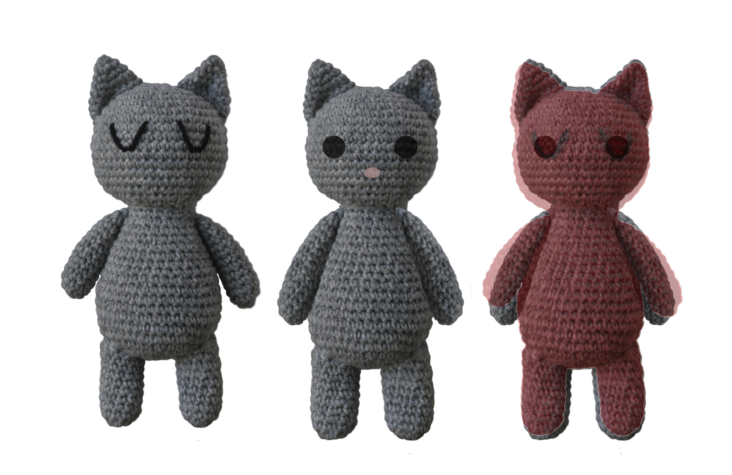 Here I am using the computer to try to work my way closer to the shapes I want. Crocheting is completely unlike anything I've done before but I am enjoying it. I know if Bunny were still alive she'd be working on this, so I will keep at it.