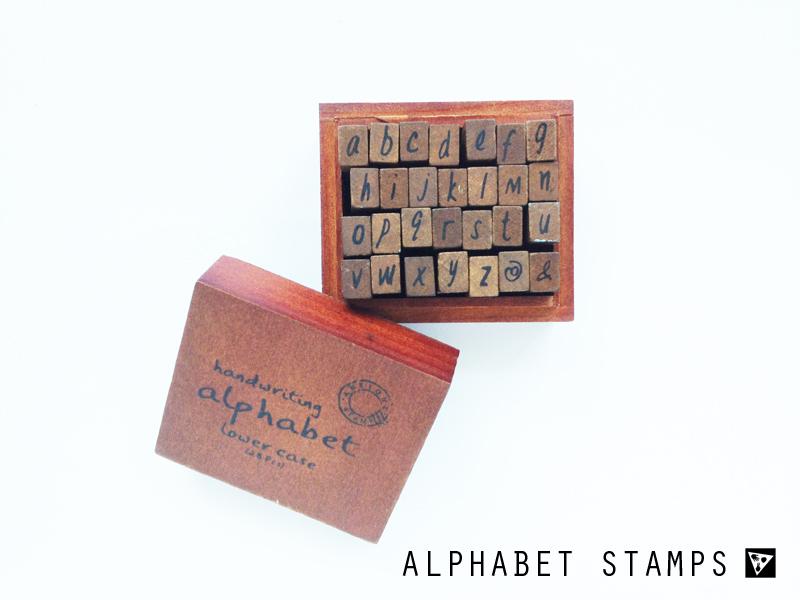 singapore alphabet stamps